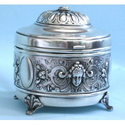 Cukiernica Art Nouveau/secesyjna- platerowana