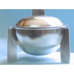 Cukiernica Okrągła Art Deco - plater